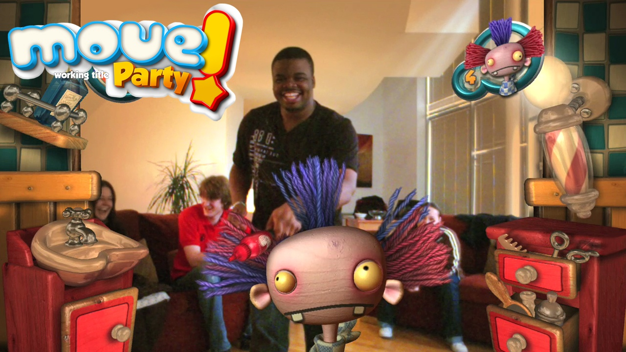 Move Party! - 39706