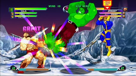 Marvel vs. Capcom 2: New Age of Heroes - 35873