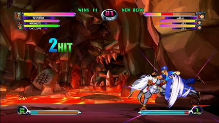 Marvel vs. Capcom 2: New Age of Heroes - 35874