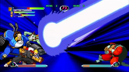 Marvel vs. Capcom 2: New Age of Heroes - 35889