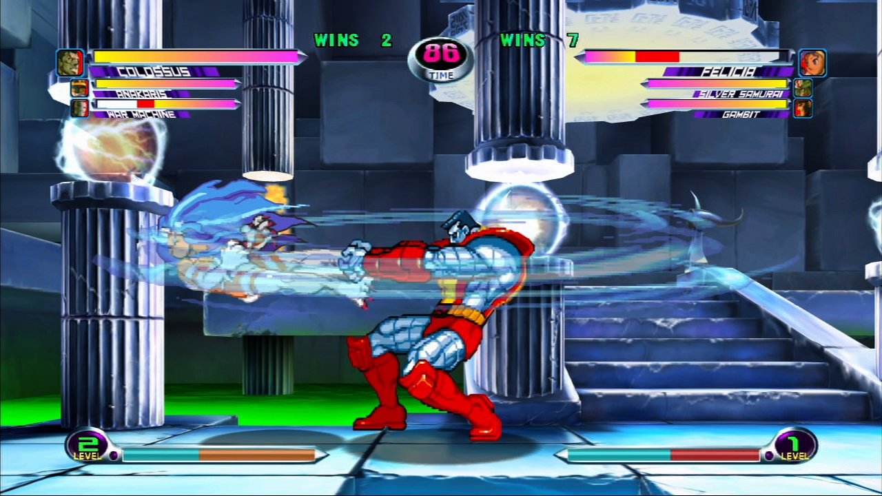 Marvel vs. Capcom 2: New Age of Heroes - 35888