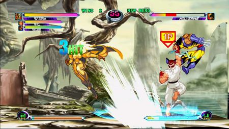 Marvel vs. Capcom 2: New Age of Heroes - 35884