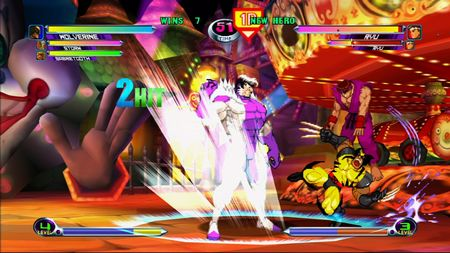 Marvel vs. Capcom 2: New Age of Heroes - 35886