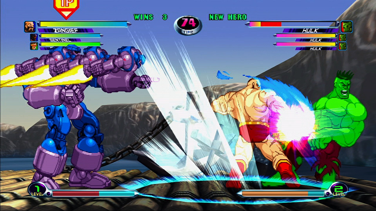 Marvel vs. Capcom 2: New Age of Heroes - 35869