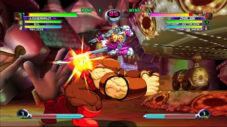 Marvel vs. Capcom 2: New Age of Heroes - 35894