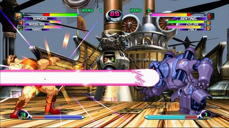 Marvel vs. Capcom 2: New Age of Heroes - 35898