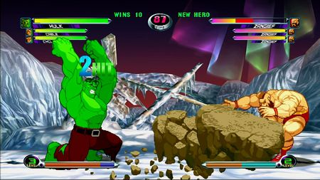 Marvel vs. Capcom 2: New Age of Heroes - 35880