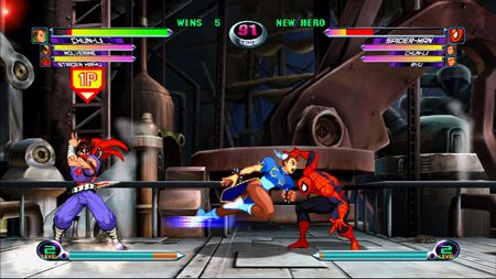 Marvel vs. Capcom 2: New Age of Heroes - 35901