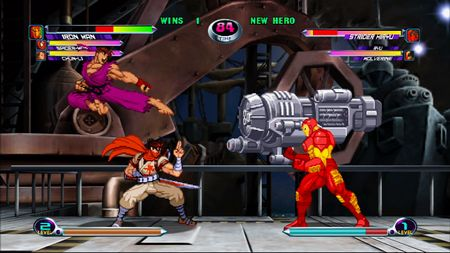 Marvel vs. Capcom 2: New Age of Heroes - 35902