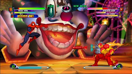 Marvel vs. Capcom 2: New Age of Heroes - 35904