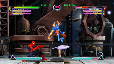 Marvel vs. Capcom 2: New Age of Heroes - 35905
