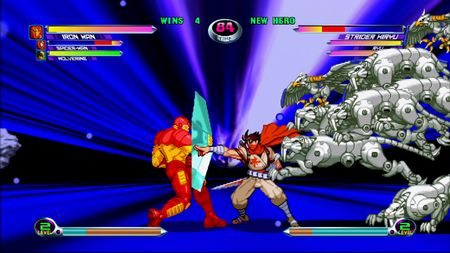 Marvel vs. Capcom 2: New Age of Heroes - 35906