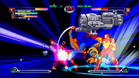 Marvel vs. Capcom 2: New Age of Heroes - 35907
