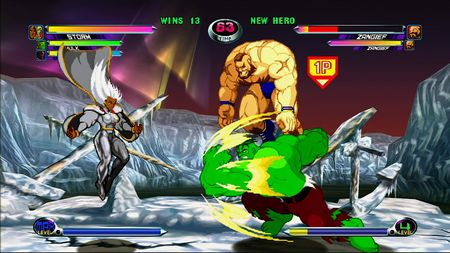 Marvel vs. Capcom 2: New Age of Heroes - 35871