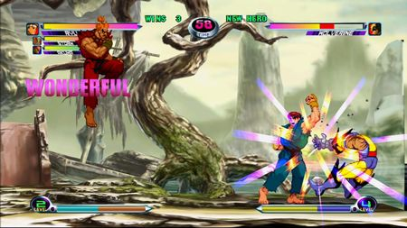 Marvel vs. Capcom 2: New Age of Heroes - 35883