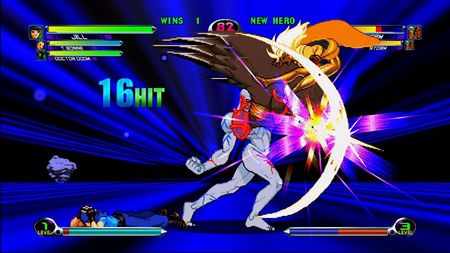 Marvel vs. Capcom 2: New Age of Heroes - 35877