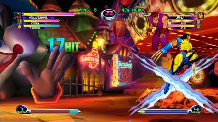 Marvel vs. Capcom 2: New Age of Heroes - 35882
