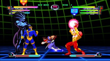 Marvel vs. Capcom 2: New Age of Heroes - 35897