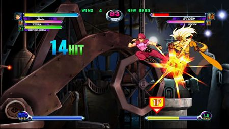 Marvel vs. Capcom 2: New Age of Heroes - 35876
