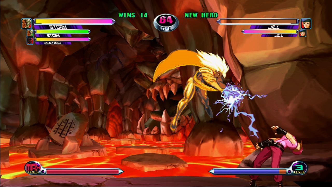 Marvel vs. Capcom 2: New Age of Heroes - 35878