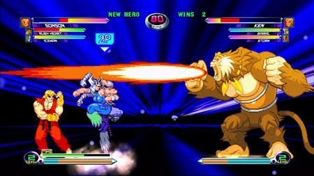 Marvel vs. Capcom 2: New Age of Heroes - 35895