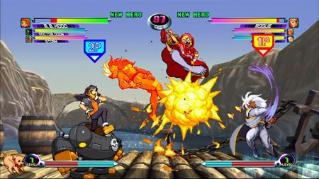 Marvel vs. Capcom 2: New Age of Heroes - 35891
