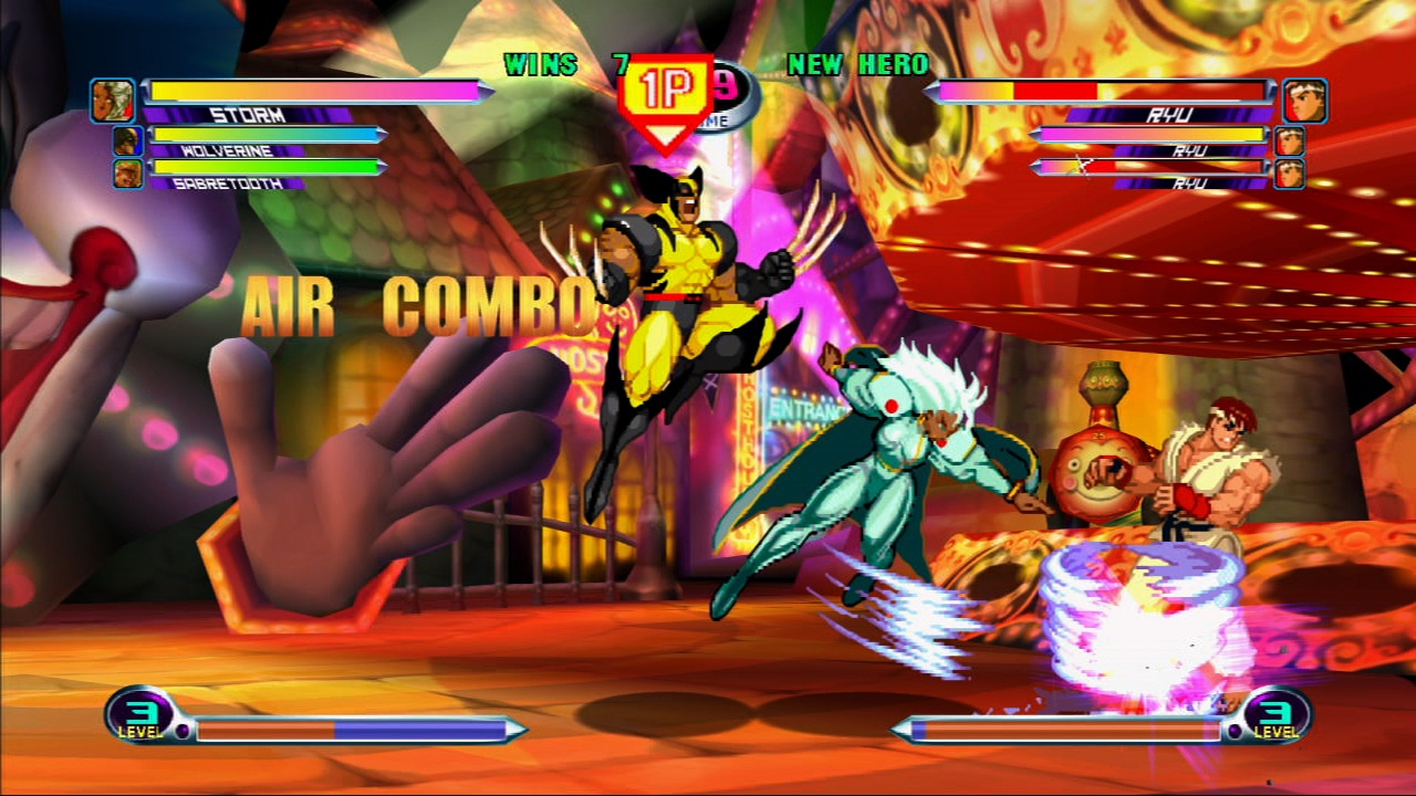 Marvel vs. Capcom 2: New Age of Heroes - 35885