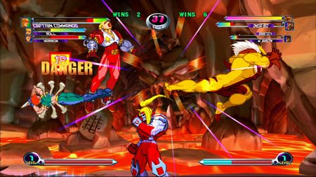 Marvel vs. Capcom 2: New Age of Heroes - 35892