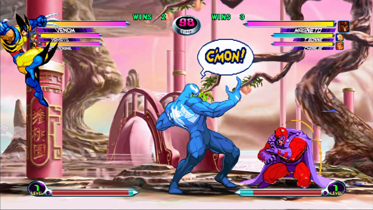 Marvel vs. Capcom 2: New Age of Heroes - 35890