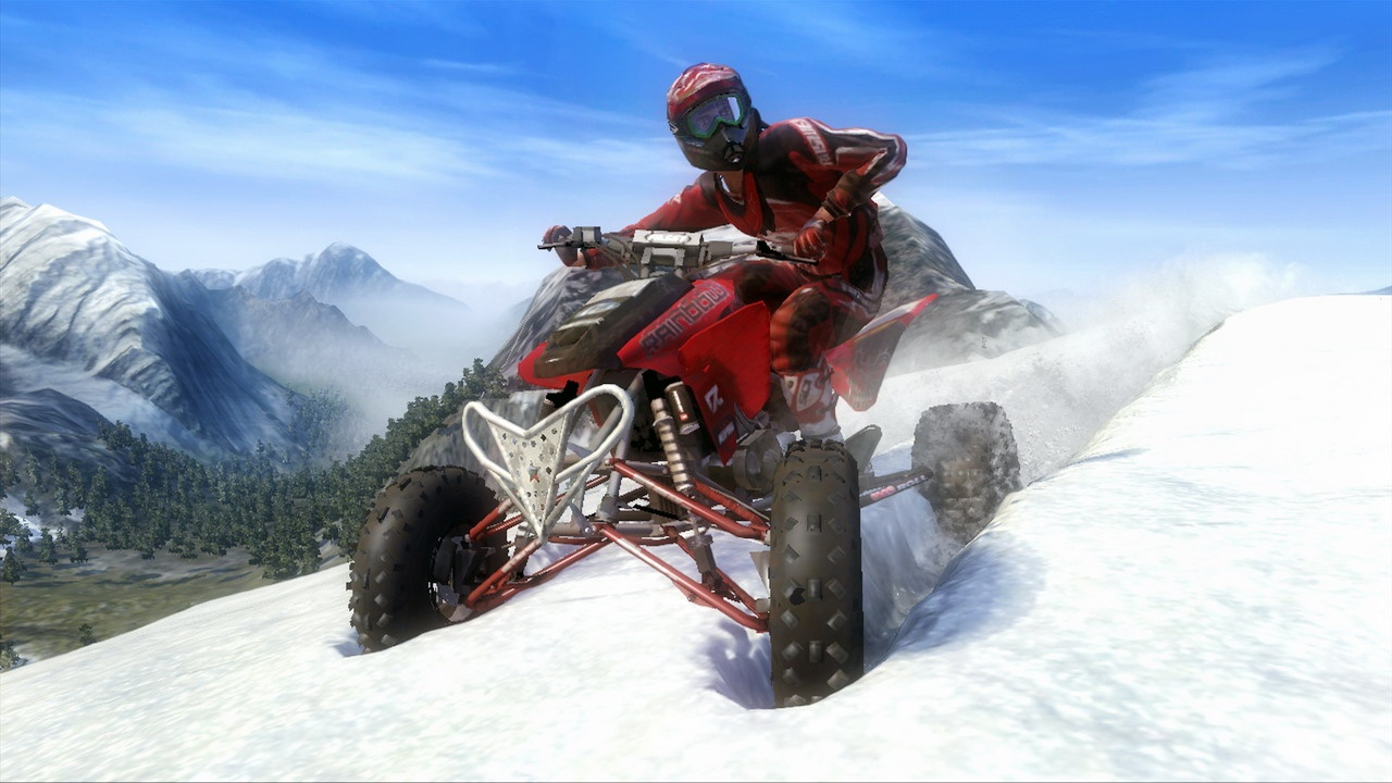 MX vs. ATV Reflex - 35561