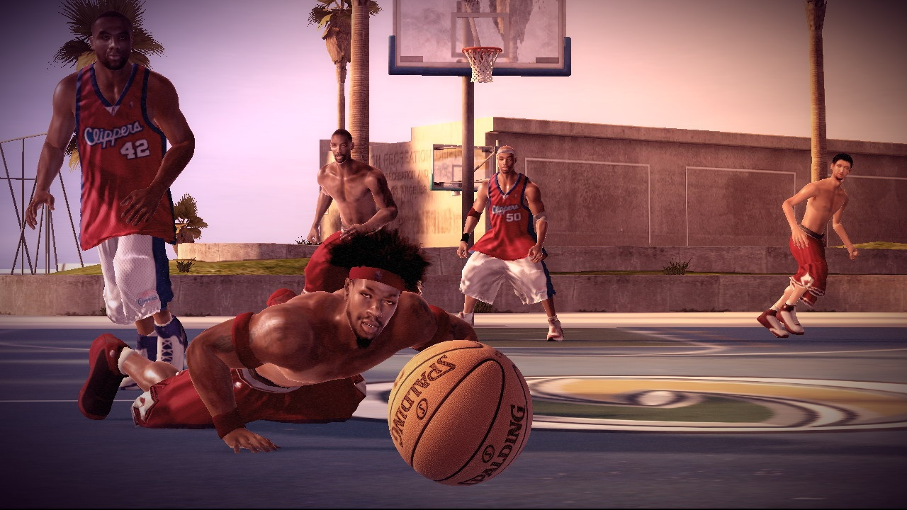 NBA Street Homecourt - 03425