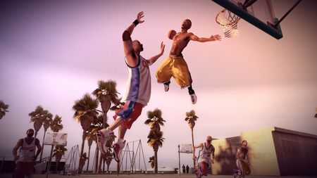 NBA Street Homecourt - 03431