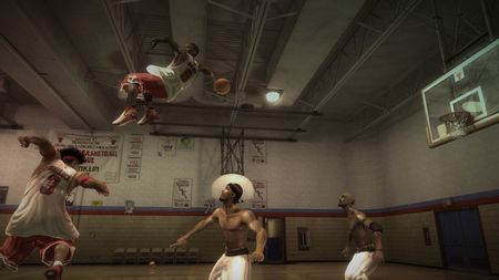 NBA Street Homecourt - 03432