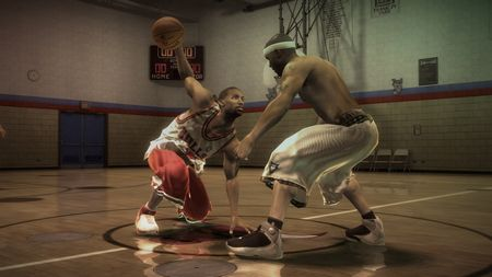 NBA Street Homecourt - 03433