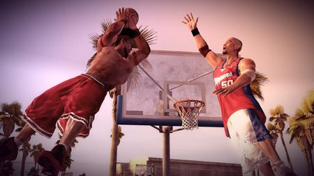 NBA Street Homecourt - 03436