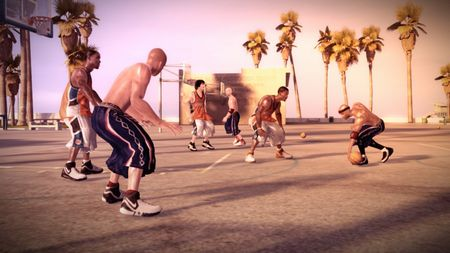 NBA Street Homecourt - 03437