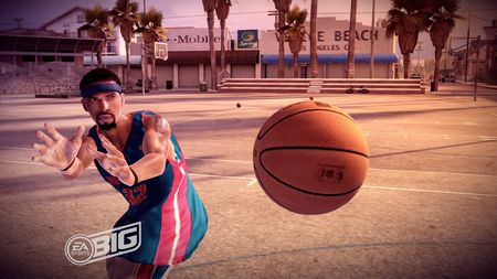 NBA Street Homecourt - 03442