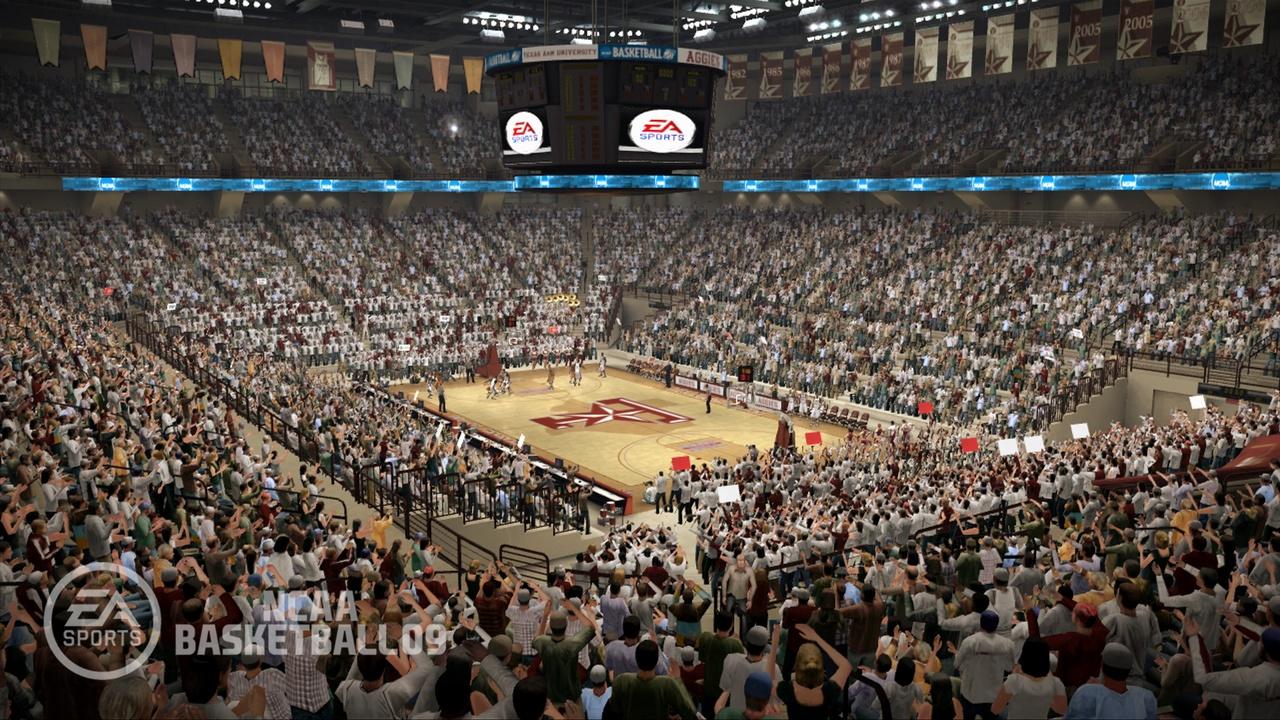 NCAA Basketball 09 - 30888