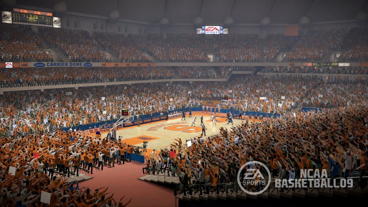 NCAA Basketball 09 - 30907