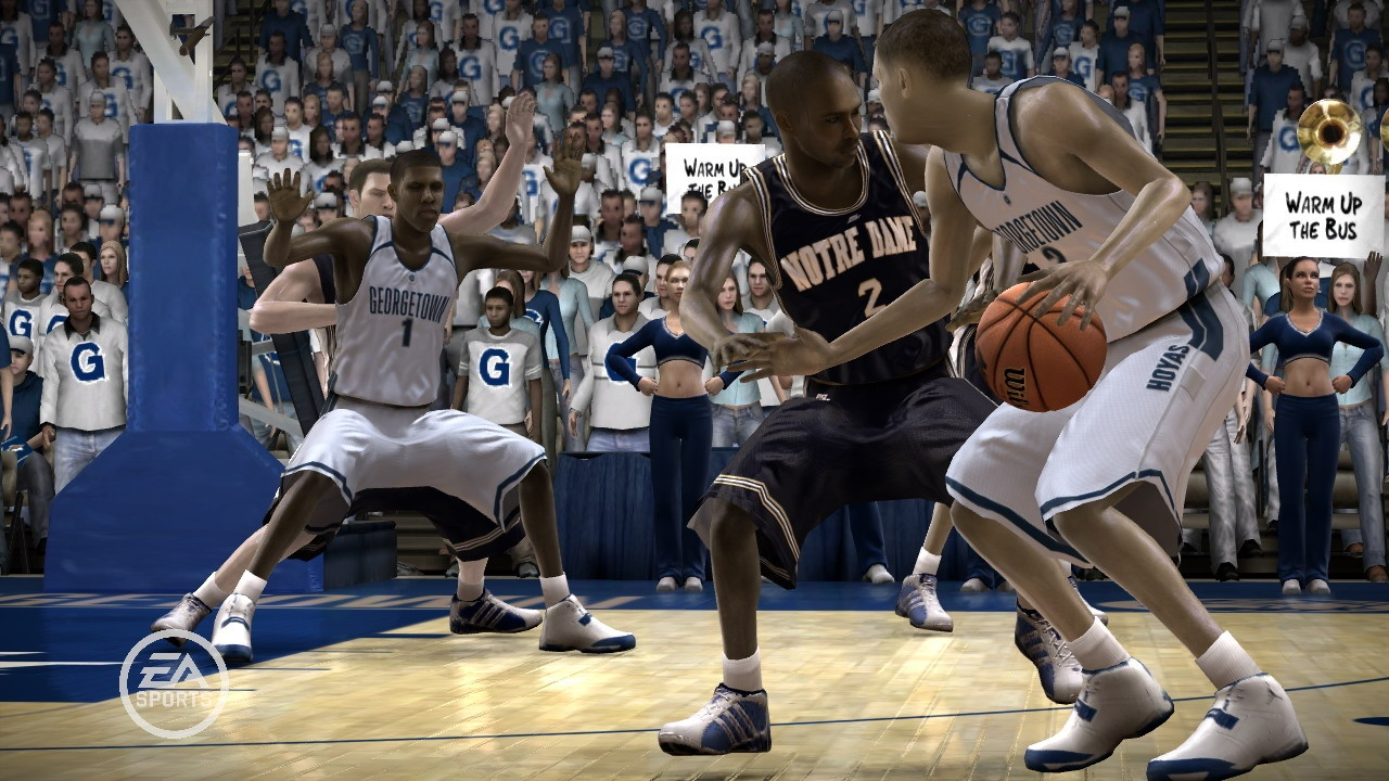 NCAA March Madness 08 - 18595