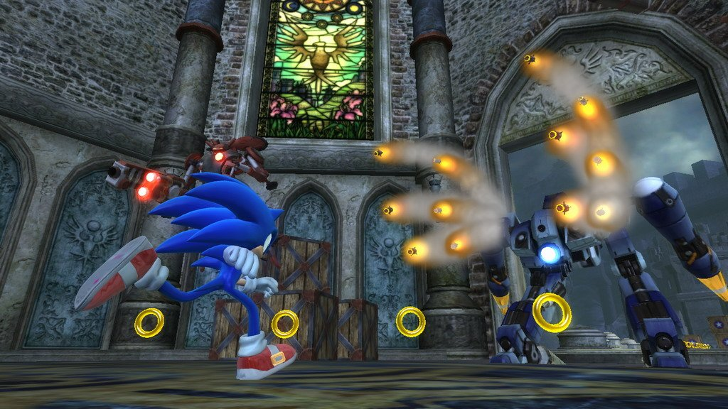 Sonic The Hedgehog - 02226