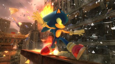 Sonic The Hedgehog - 02204