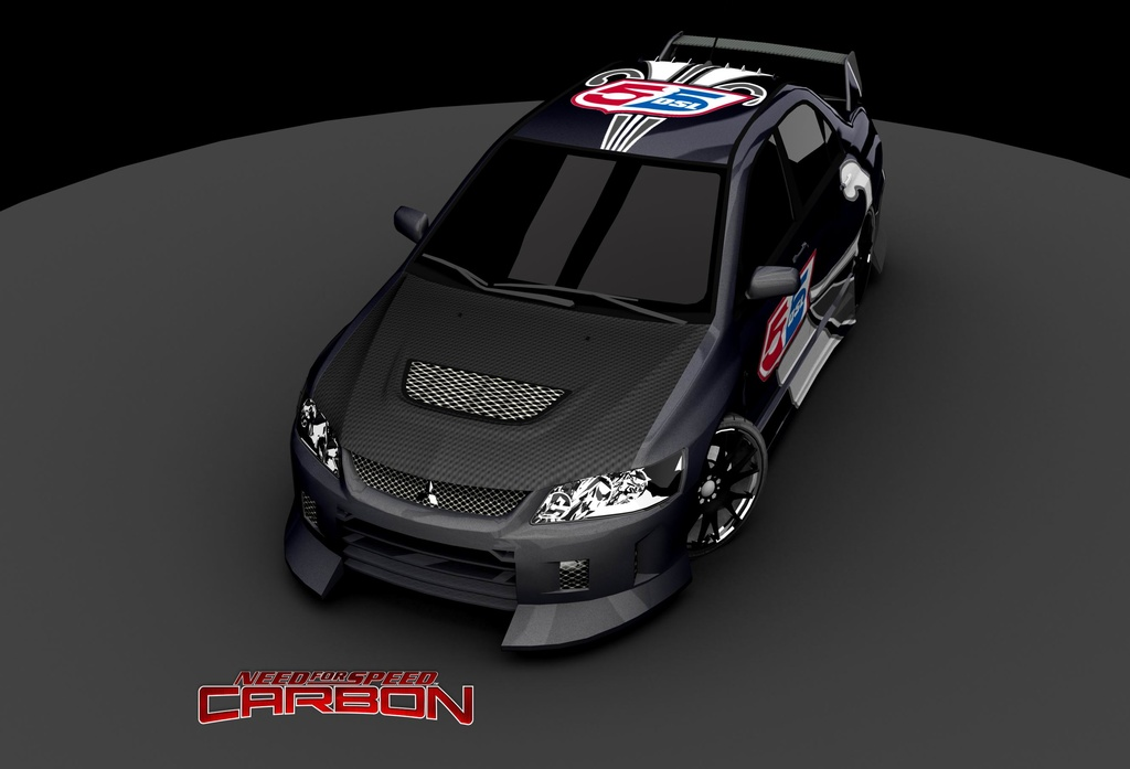Need for Speed Carbon - 03532