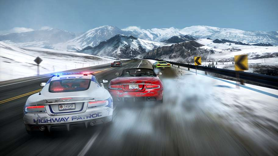 Need for Speed: Hot Pursuit - 41708