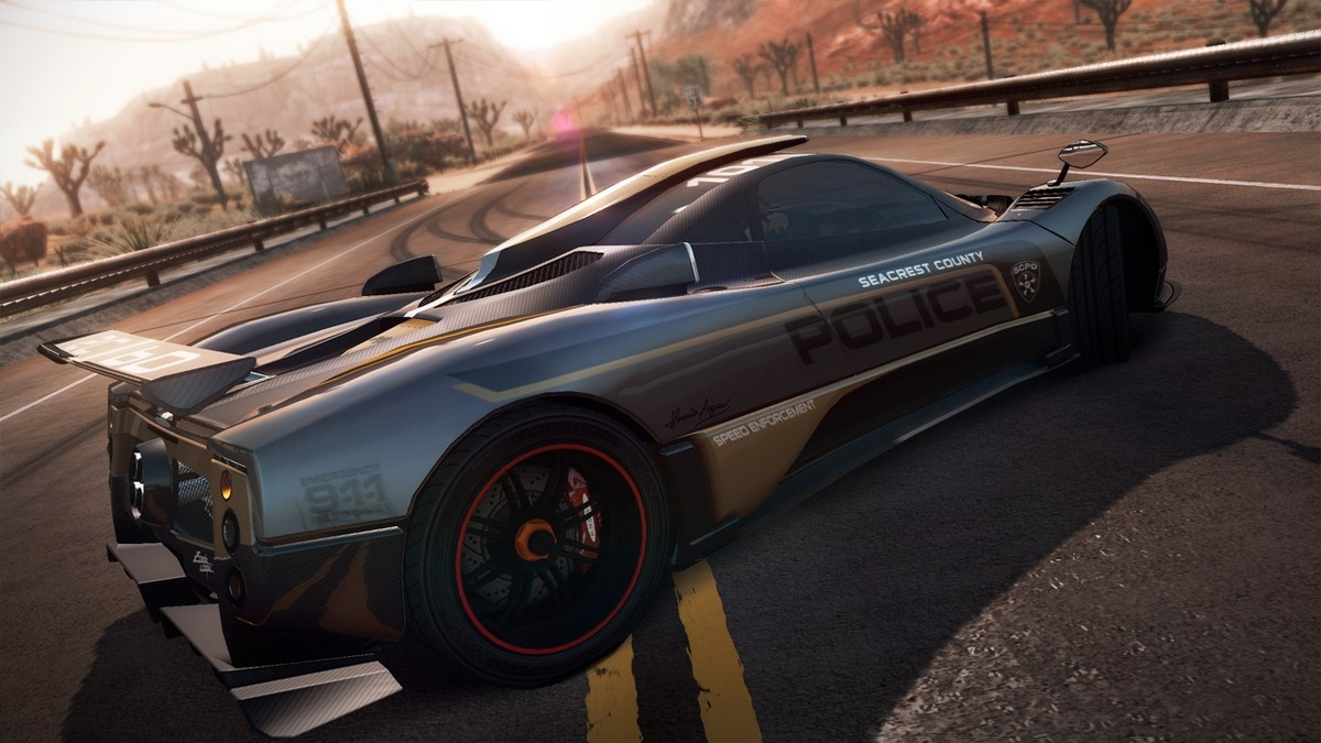 Need for Speed: Hot Pursuit - 41735