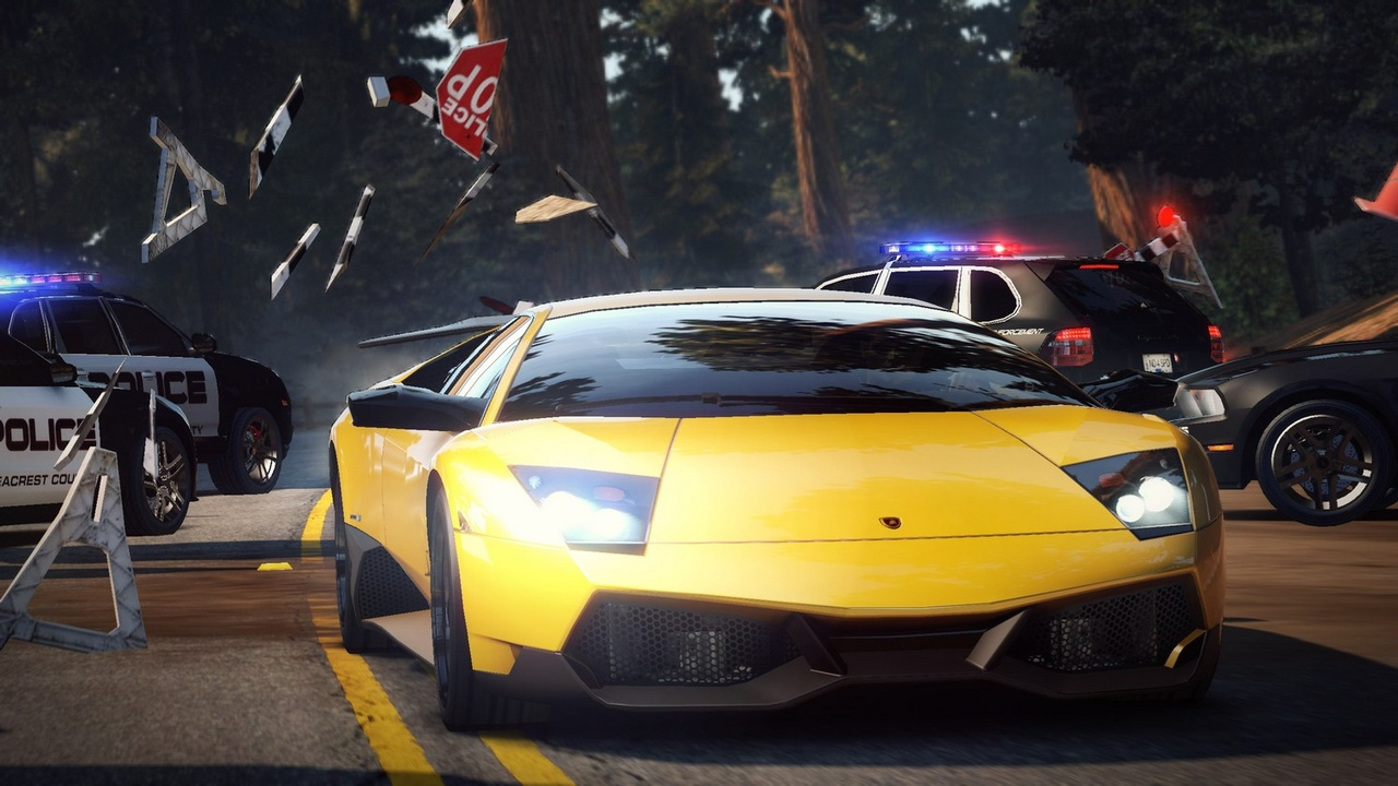 Need for Speed: Hot Pursuit - 41744