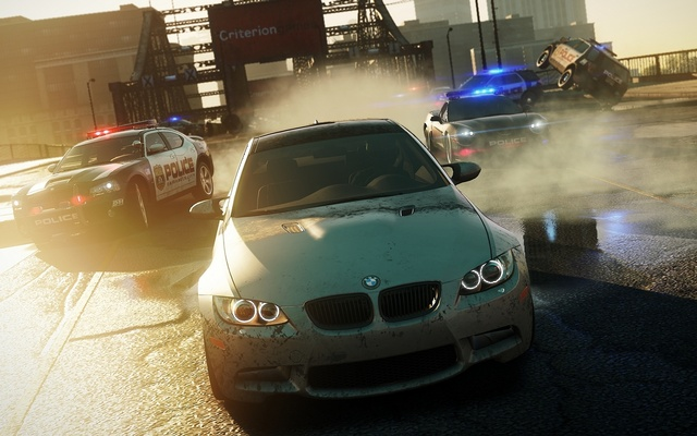 Need For Speed: Most Wanted - 47438