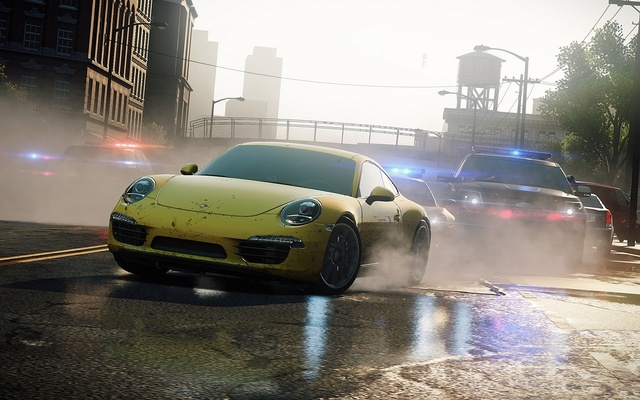 Need For Speed: Most Wanted - 47430