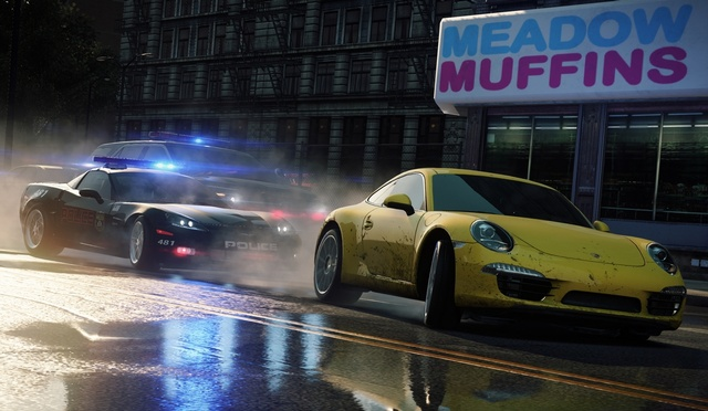Need For Speed: Most Wanted - 47429