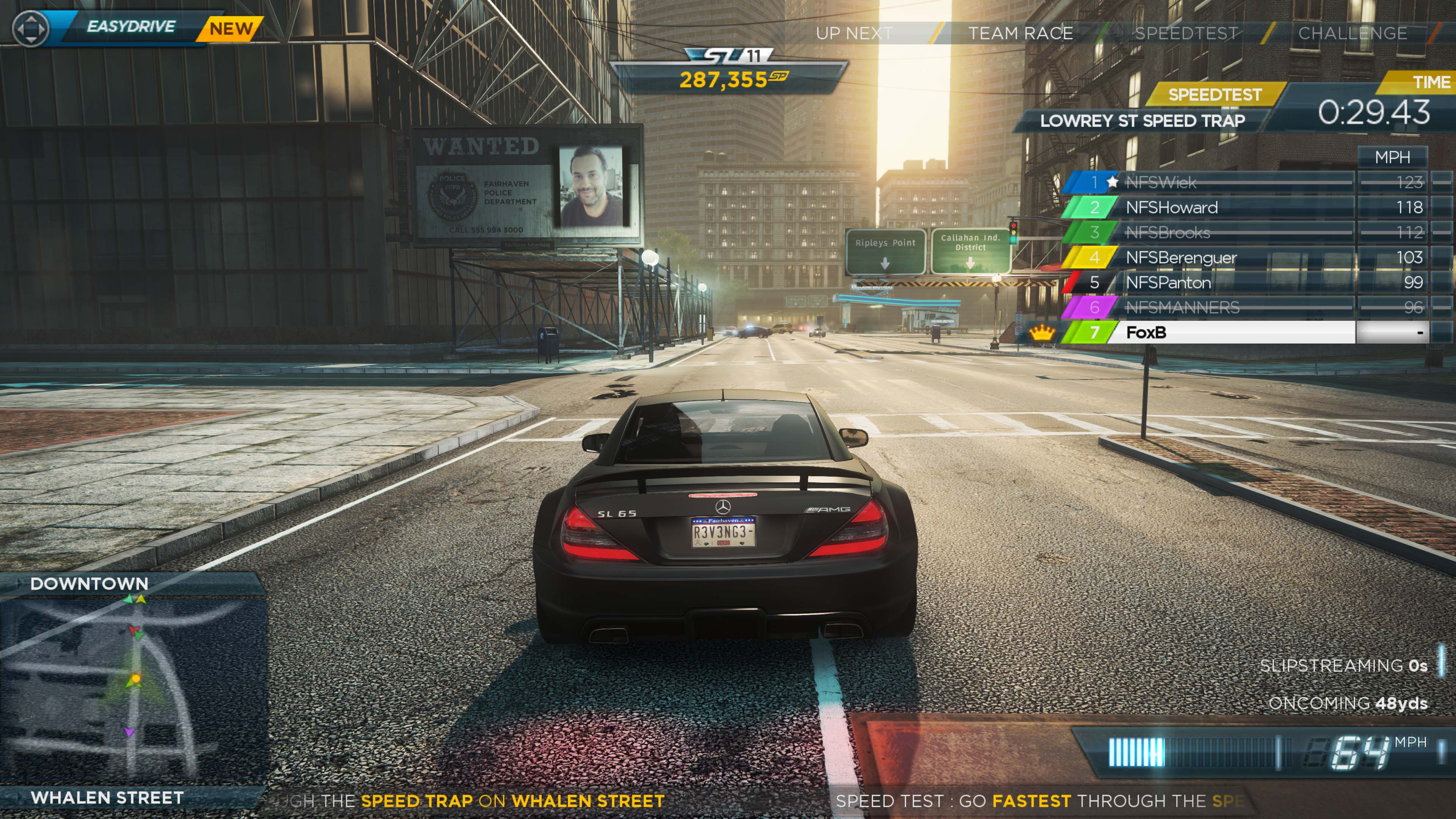 Need For Speed: Most Wanted - 47427